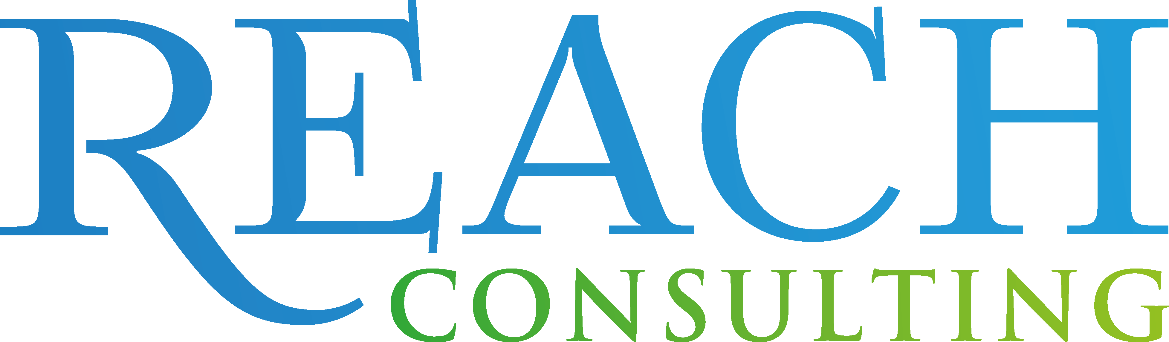 Footer Logo: Reach Consulting